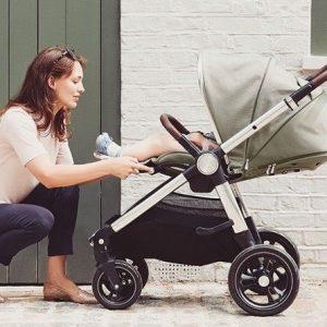 Coches y paseo del bebé